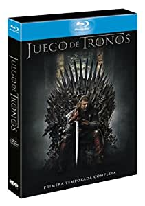 Juego De Tronos, Temporada 1 - Edición Libro (Digipack) [Blu-ray]