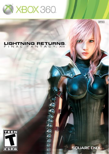 Lightning Returns: Final Fantasy XIII - Xbox 360 (Final Fantasy 13 Lightning Returns Xbox 360)