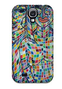 Fashionable Style Case Cover Skin For Galaxy S4- African Art