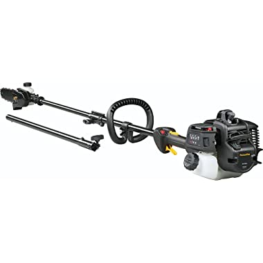 Poulan Pro PR28PS, 28cc 2-Cycle Gas 8 in. Pole Saw - Effortless Pull Starting
