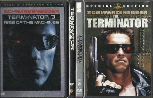 Arnold Schwarzenegger Terminator 4 - 4