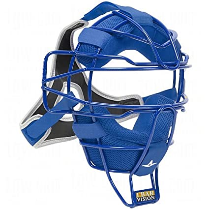 608c969fb0b Amazon.com   All-Star Ultra Cool Lightweight Catchers Face Mask ...
