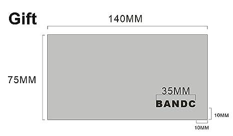 BANDC 12/V//24/V Radio Rocker Interruptor grabados con l/áser LED azul 5/pines SPST ON-OFF para coche de grado marino barco Rv resistente al agua IP66