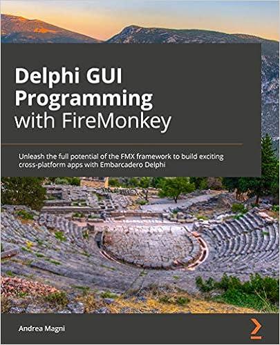 couverture du livre Delphi GUI Programming with FireMonkey