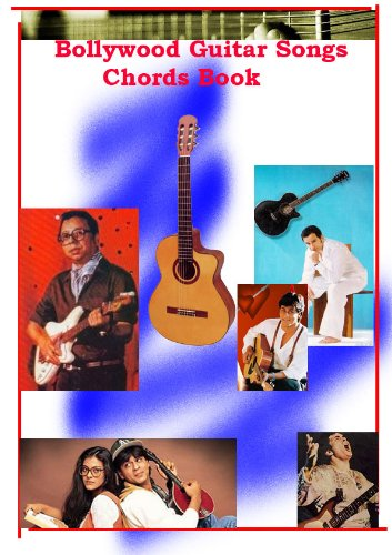 Bollywood Hindi Song Guitar Chords Tabs Book