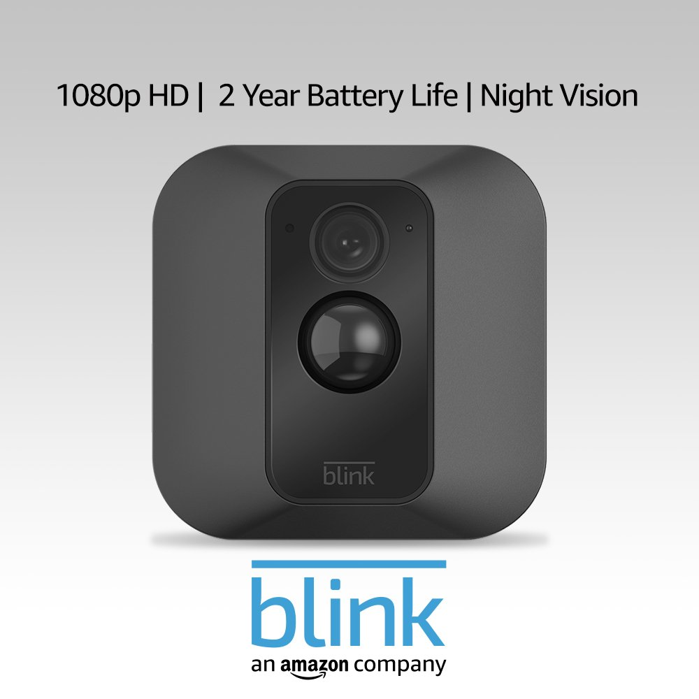 Add-on Blink XT Home Security Camera for Existing Blink Customer Systems