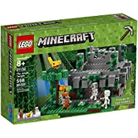 LEGO Minecraft The Jungle Temple 21132 Building Kit (598...