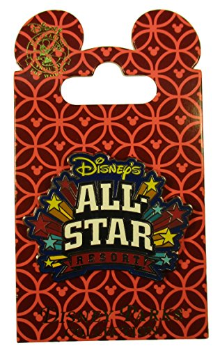 Disney Pin   Wdw   All Star Resort