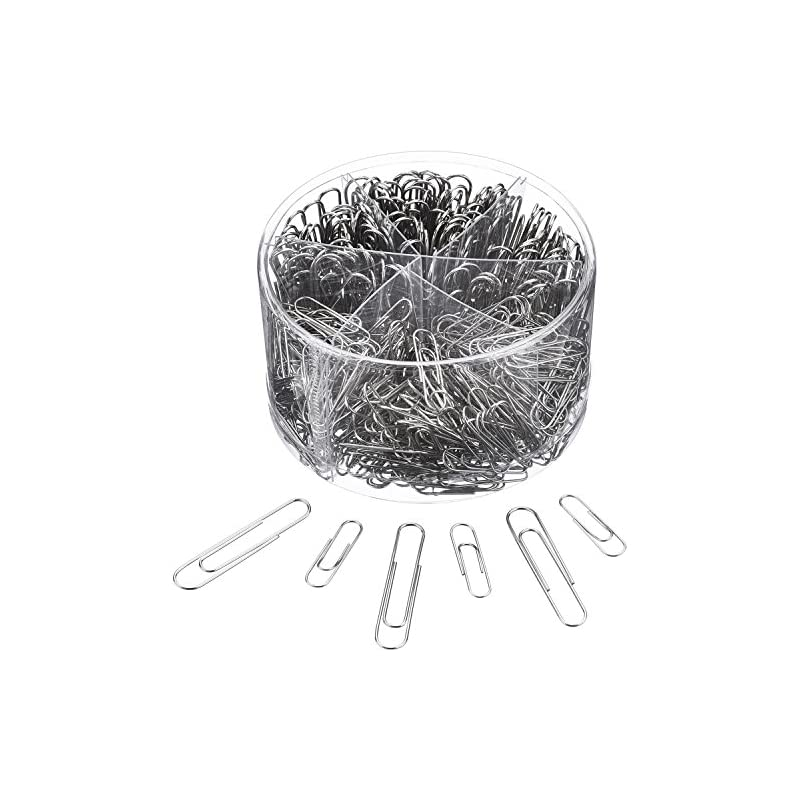 Shappy Paper Clips Medium and Jumbo Size