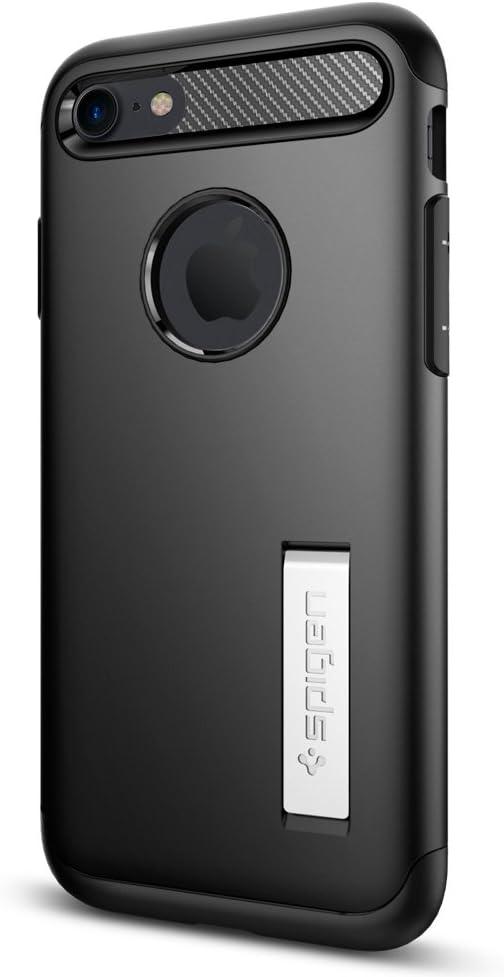 coque iphone 7 slim noir