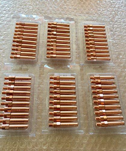 용접 팁(칩)1.2mm×45mm 마츠시타TET01296,다이 헨 K980C32 60개 세트