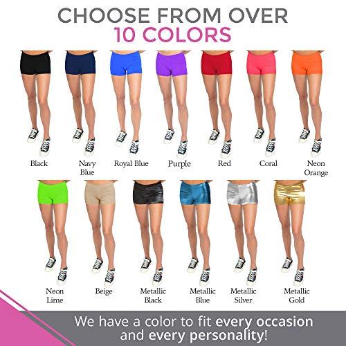 Stretch is Comfort Girls'/Women's Stretch Shorts
