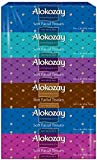Alokozay Soft Facial Tissue - Pack of 6 Boxes (6 x 100 Sheets x 2 Ply)