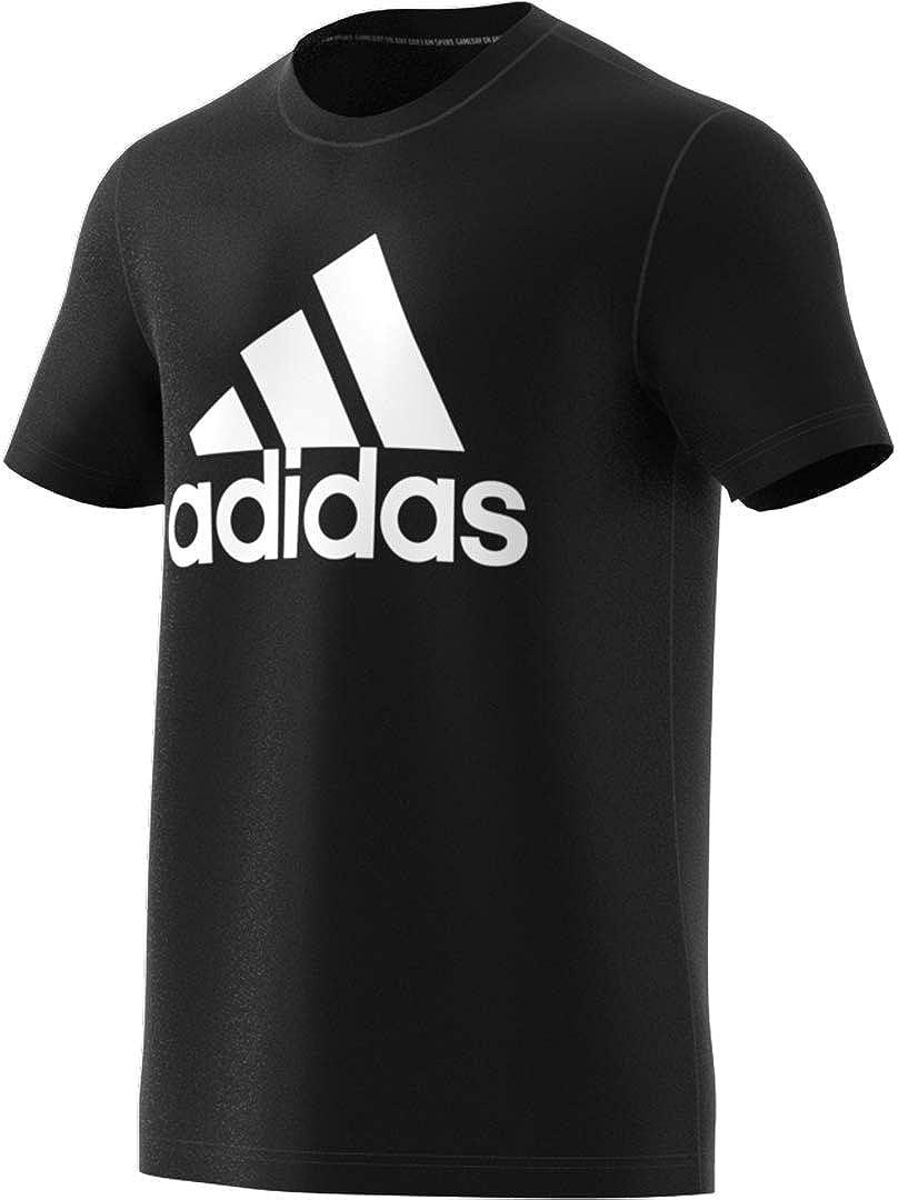 adidas Herren Must Haves Badge of Sport Tee T-Shirt: Amazon.de: Bekleidung -