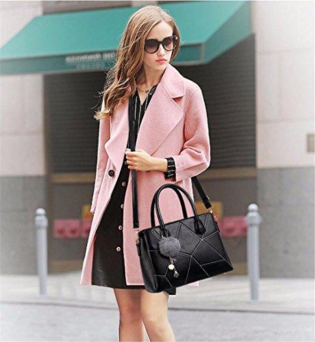 Sac Main à la à black GQFGYYL l'épaule Mode Nouveau Seul pour Sac qxwEpa