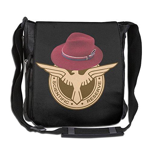 [CMCGH Agent Carter Logo Messenger Bag Traveling Briefcase Shoulder Bag For Adult Travel And Business] (Agent Carter Halloween Costume)