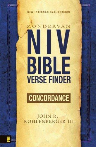 NIV Bible Verse Finder - Niv Bible Verse
