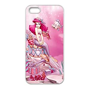 Pink lovely mermaid Cell Phone Case for iPhone 5S