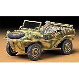タミヤ 1/35 ミリタリーミニチュアシリーズ No.224 ドイツ陸軍 Pkw.K2s シュビムワーゲン166型 プラモデル 35224
