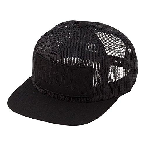Gorra negro Creature hombre para única Talla de negro béisbol pxffq6wg