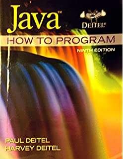 Java How To Program Early Objects 10th Edition Paul J Deitel