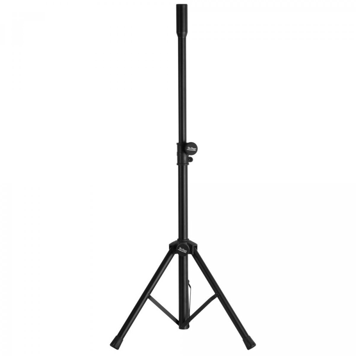 S1090 Adjustable Tripod Speaker Stand - Measures: 28 to 49'' (71.12 to 124.46cm)