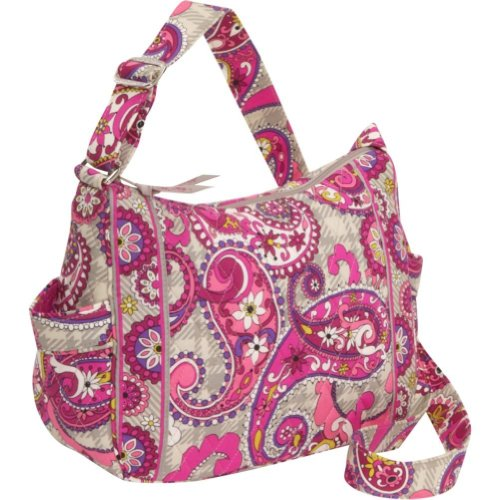 Vera Bradley On The Go (Paisley Meets Plaid), Bags Central