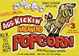Put a little Ass Kickin' in your favorite movie! This popcorn is seasoned just right, with a taste of the Southwest. Save with our 3-pack.