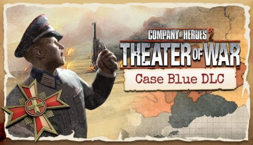 Case Blue Company Of Heroes 2 : Company of heroes theatre of war case blue dlc pack pc code