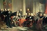 Christian Schussele Men of Progress: group portrait of the great American inv...