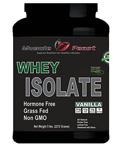 Hormone Free Vanilla Protein Isolate product image