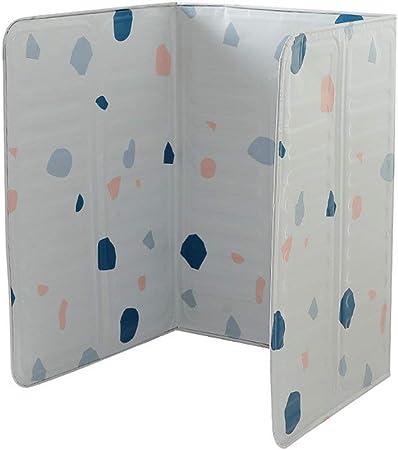 Compra DGdolph Placa de Papel de Aluminio Estufa de Gas Prueba de Salpicaduras Deflector Hogar Cocina Herramientas de Cocina geométrico Fondo Blanco en Amazon.es