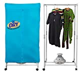 Image of Dr Dry Electric Portable Clothing Dryer Rack Pro 1000W Heater