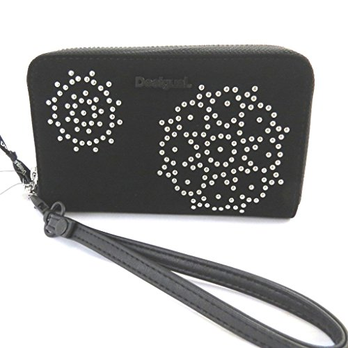 Zip wallet 'Desigual'black.