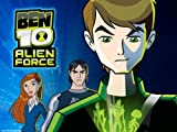 Ben 10: Alien Force Season 1 (Classic)
