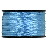 Jig Pro Shop Carolina Blue .75mm x 300' Nano Cord