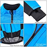 MUCUBAL Men's Cycling Jacket Windproof and
