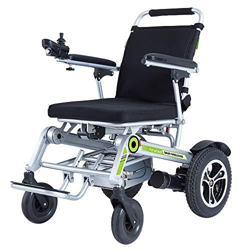Airwheel H3S/T Silla de Ruedas electrica Inteligente Plegable Ligera Completamente automatica