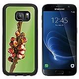 MSD Premium Samsung Galaxy S7 Aluminum Backplate Bumper Snap Case Spring bud Image ID 27019613