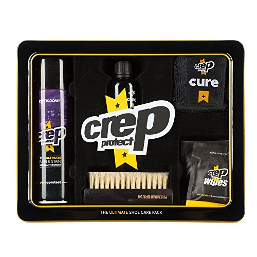 Price comparison product image Crep Protect The Art of Crep Protect Crep Ultimate Pack Oxford,  Black,  Medium M US