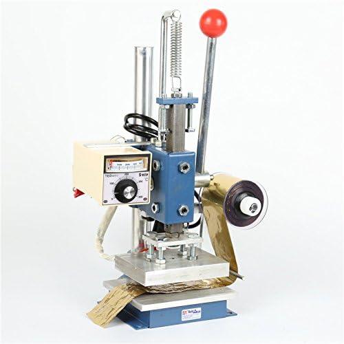 R1013 máquina de estampación, rcidos piel efecto metalizado/limpia ...