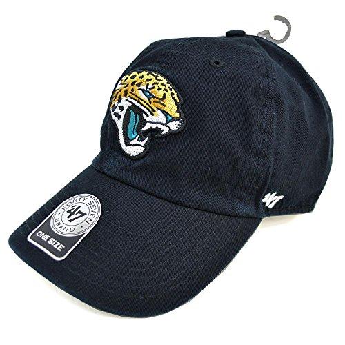 リズムフィドルマニアック47 Brand(47ブランド) NFL ジャクソンビル?ジャガーズ Cleanup キャップ (ブラック)