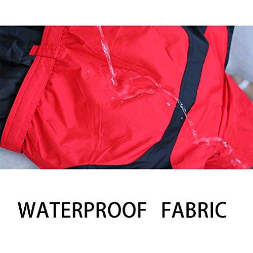 1fbe5c07b PRESELF  One-Piece Winter Snowsuit for Boys Girls Waterproof ...