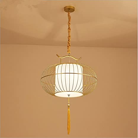 Forja creativa pájaro jaula vintage lámpara araña bar restaurante ...