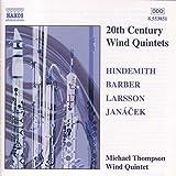 20th Century Wind Quintets