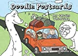 My Family Vacation: Doodle Postcards
