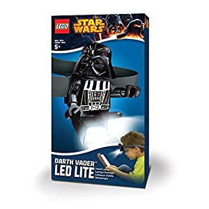 LEGO Star Wars – Darth Vader LED Head Lamp w/ Elastic Headband