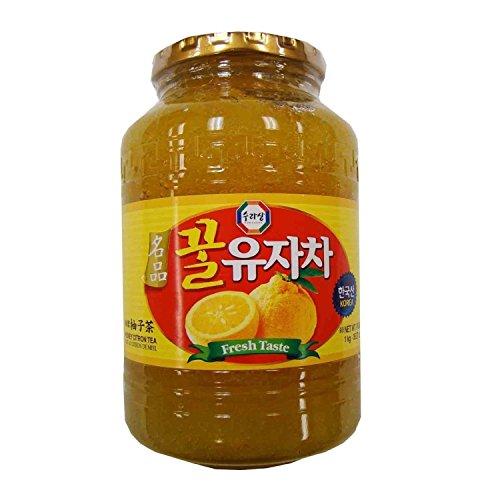 Sura Wang Citron Honey Bottle product image
