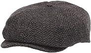 BRIXTON Mens Brood Newsboy Snap Hat Newsie Cap