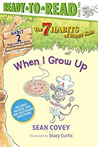 Image result for CLIPART READY TO READ THE 7 HABITS OF HAPPY KIDS WHEN I GROW UP